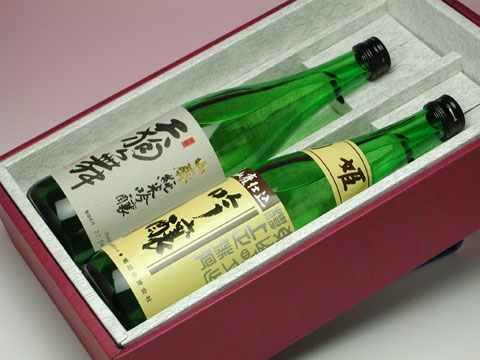 菊姫・天狗舞 山廃吟醸セット 6,300円